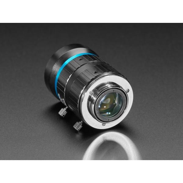16mm Telephoto Lens for Raspberry Pi HQ Camera