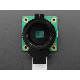 12MP - Raspberry Pi High Quality Camera