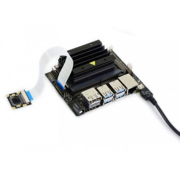 IMX219-120 Camera, 120° FOV for Jetson Nano