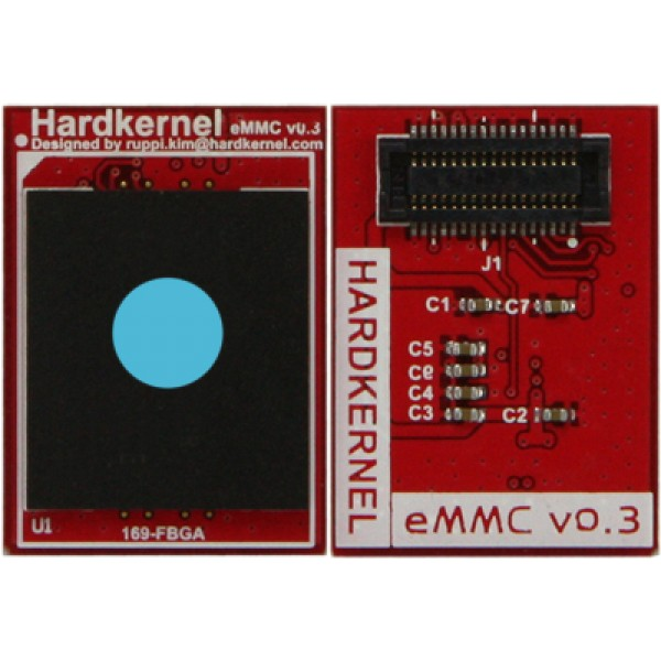 16GB eMMC 5.0 Module XU3/XU4 Linux