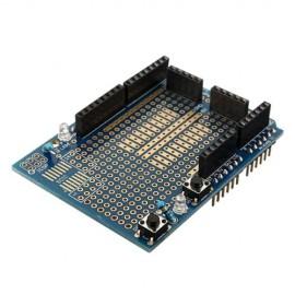 Prototype shield v.5 for Arduino