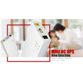 R-UPS : a DC UPS for any DC equipment