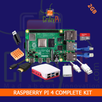 Raspberry Pi 4 Complete Kit - 2GB