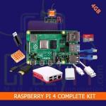 Raspberry Pi 4 Complete Kit - 4GB