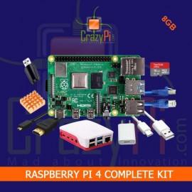 Raspberry Pi 4 Complete Kit - 8GB