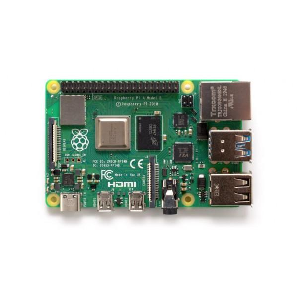 Raspberry Pi 4 Model B with 8GB