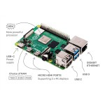 Raspberry Pi 4 with 2GB