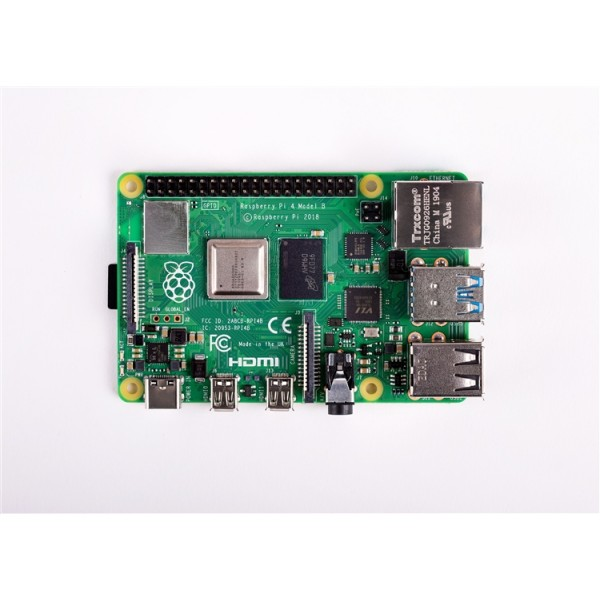 Raspberry Pi 4 with 4GB