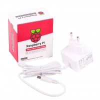 Raspberry Pi 4 Official Power Adapter 5.1V / 3Amp