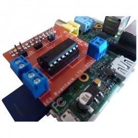 Ryanteck RPi Motor Controller Board