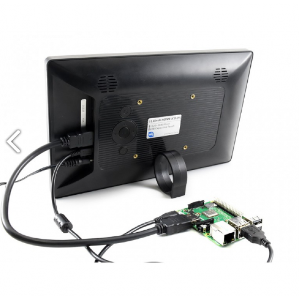 11.6inch HDMI LCD  (with ABS case), 1920x1080, IPS Touch Display