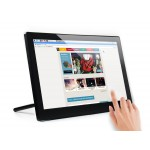 13.3inch HDMI LCD Touch Display (with plastic case) - 1920x1080, IPS