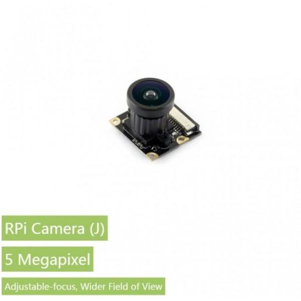 Fish Eye Raspberry Pi Camera - 222 Degree
