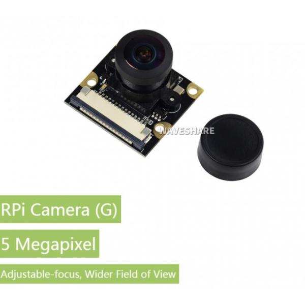 Fish Eye Raspberry Pi Camera - 160 Degree
