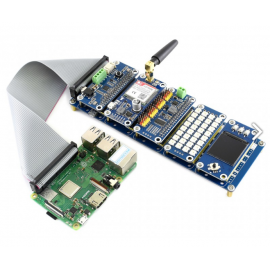 Stack HAT for Raspberry Pi, stacks up to 5 HATs at once