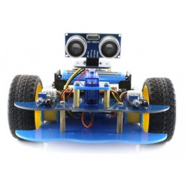 AlphaBot - Raspberry Pi robot building kit