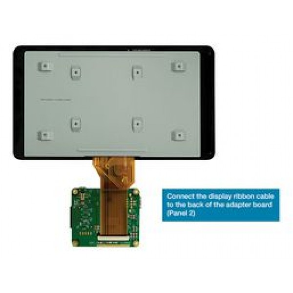 "Raspberry Pi 7"" Official Touch Screen Display"