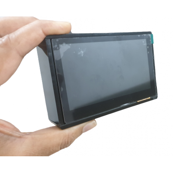 4.3inch DSI interface Capacitive Touch Display for Raspberry Pi (800x480 pixels)