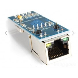 Ethernet LAN Network Module For Arduino