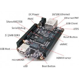 BeagleBone Black Complete Kit