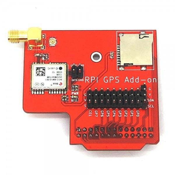 GPS Module for Raspberry Pi