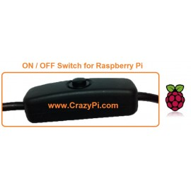 ON / OFF Switch for Raspberry Pi 3